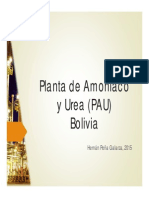 Planta Amoinaco-Urea 2015 Rev2