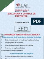 Semana 4 Evaluacion y Control de Proyectos-Determinaci+¦n de la Inversi+¦n y el Capital de Trabajo
