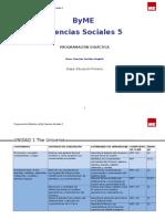 Social Science 5º Santiago Apostol