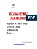 Odoo 8 Gestion Comptable & Financiere