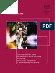 Recomendación Sobre El Desarrollo de Los Recursos Humanosç