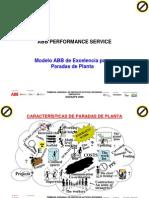 Modelo ABB Parada de Planta