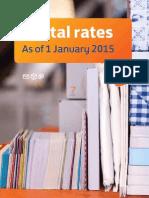 Postal Rates January 2015 PostNL Tcm10 19391