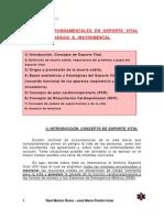 Conceptos Fundamentales en Soporte Vital Basico E Instrumental