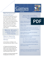 games strategy