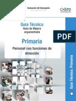 2 Guia Tecnica Ruta de Mejora Primaria Examen Director