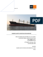 Transport Malta Fatality on Board MV Floriana 2015 11