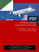 Brochure Pricelist Airbus JFT