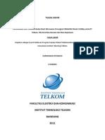 Perencanaan Link Transmisi Radio Paket Microwave Perangkat CERAGON FibeAir 1528hp