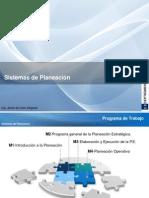 Sistemas de Planeación P1