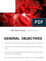Biochemistry 1.6 - ABO Blood Typing and Crossmatching (A1 Group 6)
