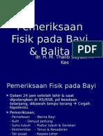 6 Pemeriksaan Fisik Pada Anak Balita.ppt