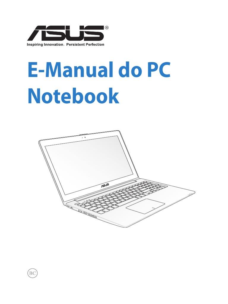 Manual AsusVivoS451LA 0416 BP8134 A