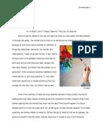 creativity webmag project pdf
