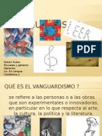 Vanguardismos Fabian Rubio