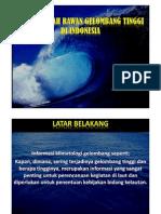 Studi Daerah Rawan Gelombang Ti Nggi Di Indonesia19d Fix Puslitbang Bmkg