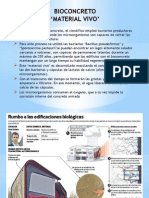 Diapositivas de Bioconcreto