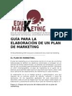 Tips para Elaborar Un Plan de Marketing