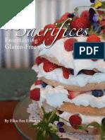 No Sacrifices Cookbook - Entertaining Gluten-Free