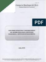 Guia sobre estructura y contenido del Informe Psicológico.pdf