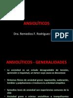 Antiansiolíticos