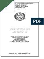 Material de Apoyo QUIMICA GENERAL