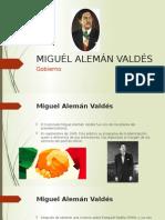 Miguél Alemán Valdés