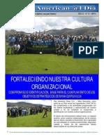 Compromiso e identificación, base para el cumplimiento de los objetivos estratégicos de Mina Quiruvilca - Eusterio Huerta León