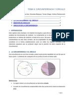 circunferencia  geometria