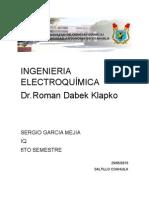 Ingenieria Electroquímica