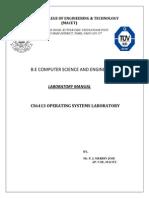 Oslab Manual r2013