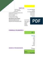 Liquidacion de Obra - Grupo 117