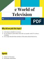 uwrte 1103 semester long television