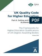 Qualifications Frameworks