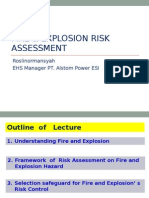 Fire & Explosion Risk Assessment (Kuliah Tamu Unair_09 Juni 2012) Baru