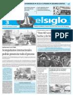 Edicion Impresa Elsiglo 03-12-2015