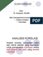 ANALISIS-KORELASI