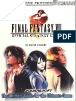 Final Fantasy VIII - Official Strategy Guide