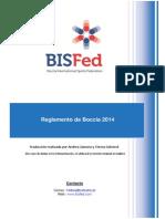 BISFed Spanish Boccia Rules 2014