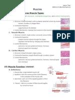 Biomechanics Notes