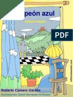 El Peon Azul