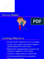 Topic 7 Service Quality