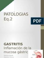 PATOLOGIAS estomago
