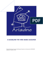 Ariadne GUIDELINES Final