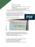 Examenes de Geografia