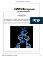 How DNA is Reprogrammed by Words and Frequenciespdf