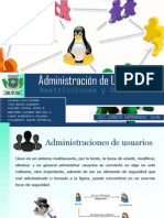 Administracion de Usuarios