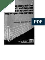 Introduccion Al Calculo de Costos Agropecuarios - Frank
