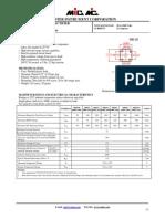 KBPC datasheet