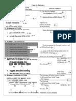 a family unit test dive composition spm money